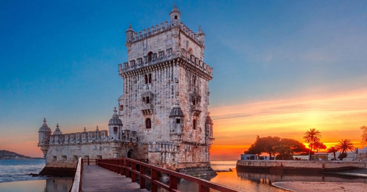 La Torre de Belém es una de las obras arquitectónicas más aclamadas de Lisboa